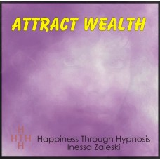Attract Wealth CD