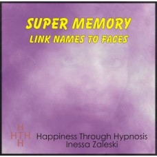 Super Memory - Link Names to Faces CD