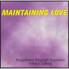Maintaining Love CD