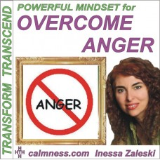 Overcoming Anger CD
