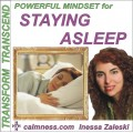 Peaceful Sleep - Staying Asleep CD