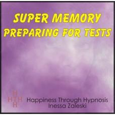 Super Memory - Preparing for Tests CD